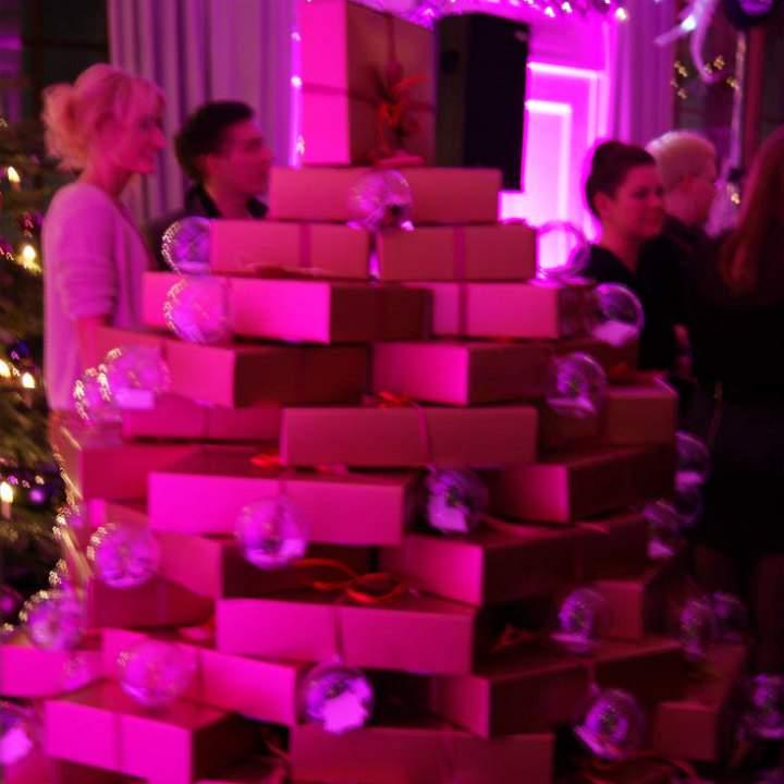 weihnachten Mitarbeiterfest Wichtel Akademie