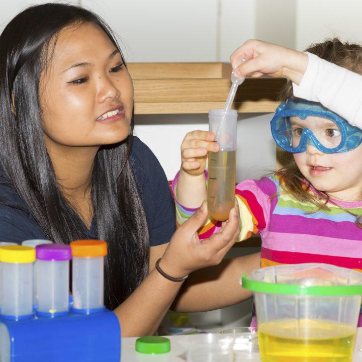 Ausbildung Kinderpfleger