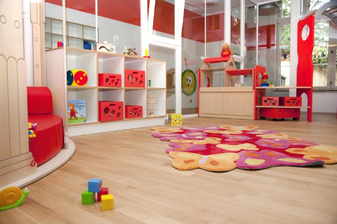 Kindergarten und Kinderkrippe Harlaching Spielzimmer