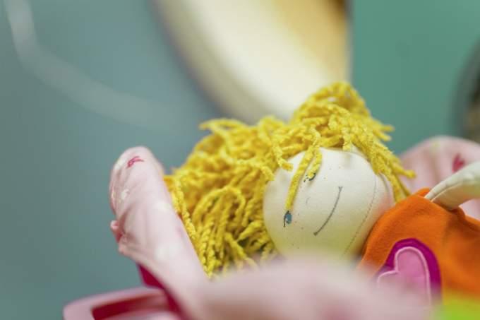 Kindergarten und Kinderkrippe am Biederstein-Schwabing Puppenspiel