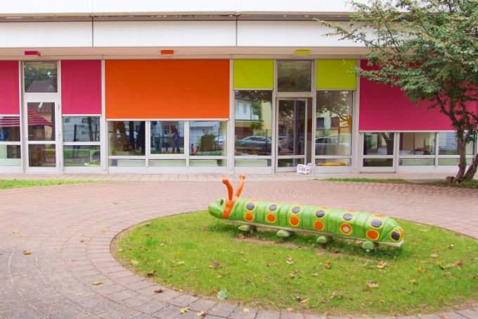 Kinderkrippe und Kindergarten München Fürstenried Außenansicht