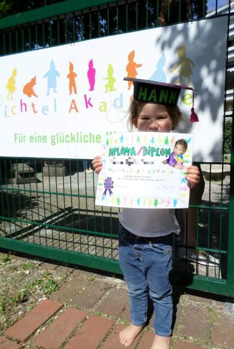 Fuerstenried Kinderkrippe Spansiche Gruppe