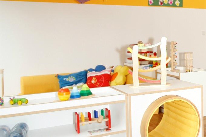 Kinderkrippe und Kindergarten München Fürstenried Innenraum