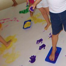 Kindergarten Biederstein Farbspiele