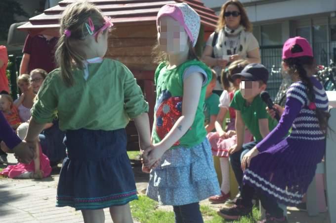 Kiga Fuerstenried Musical Tanz