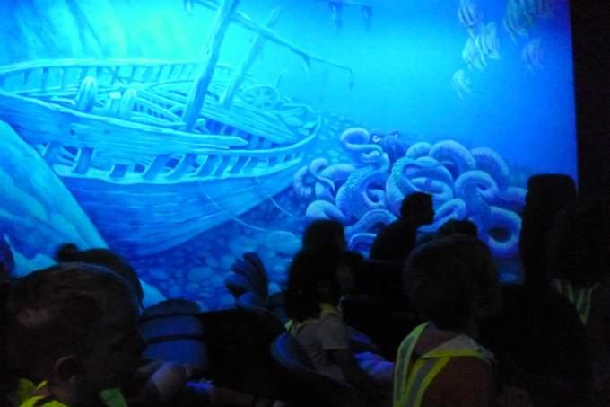 Kindergarten Garching Meer Sealife Schiff