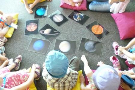 Kindergarten Garching Sternwarte