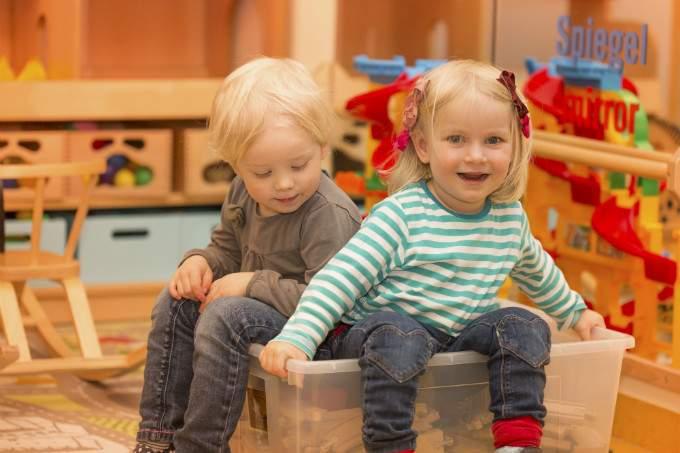 Kindergarten Kinderkrippe Harlaching