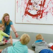 Kindergarten Kinderkrippe Pasing Kunst Pinakothek