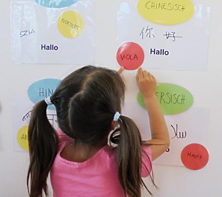 Kindergarten Parkstadt Schwabing Identizaet