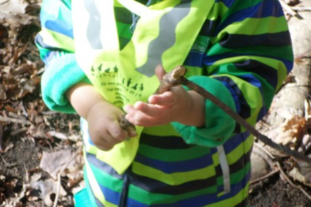 Kinderkrippe Fuerstenried Wald entdecken