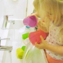 Kinderkrippe Harlaching Wasser