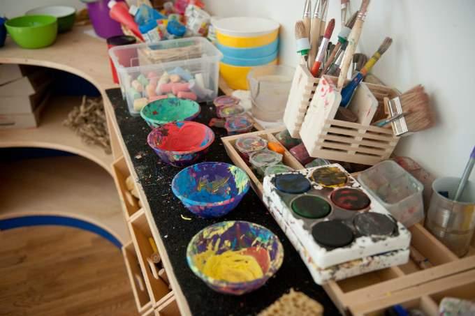 Kinderkrippe Kindergarten Pasing Atelier