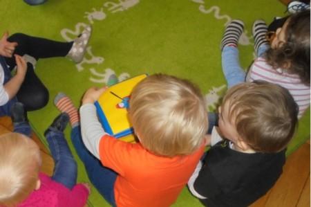Kinderkrippe Schwabing Morgenkreis