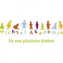 Kinderkrippen Kindergaerten Wichtel Akademie München Logo