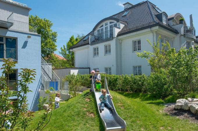 Kindertagesstätte Harlaching-Mitte Wichtel Akademie