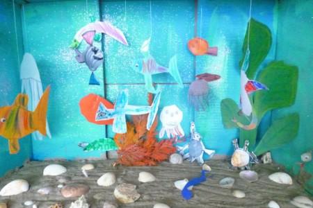 Kita Garching Meer Unterwasseransicht
