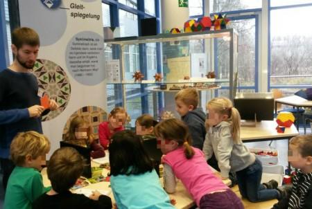 Kita Garching TU Muenchen Mathematik Kindergarten