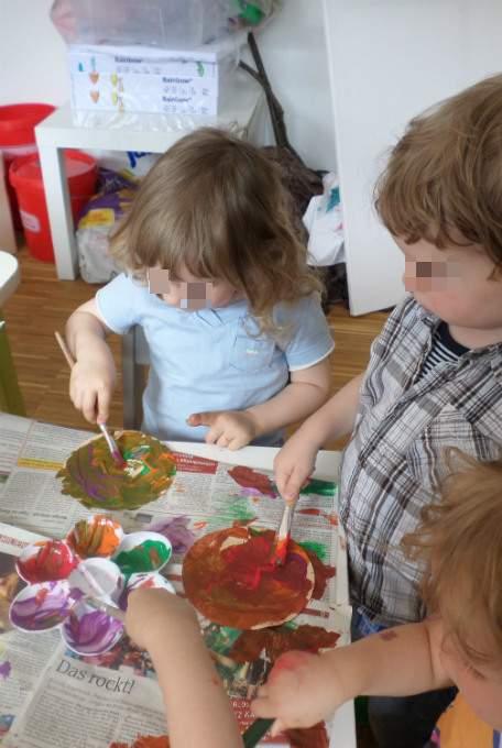 Kita Sendling-Westpark Bilinguale Erziehung