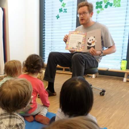 Kita Sendling-Westpark bilinguale Erziehung 1