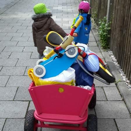 Mutter-Kind-Haus-Spende Sendling