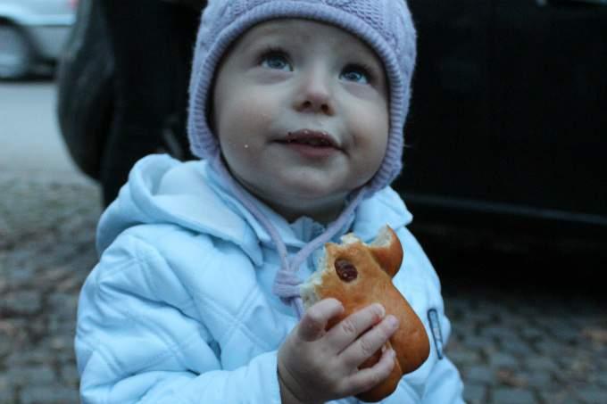 Kinderkrippe Neuhausen Sankt Martin 2014