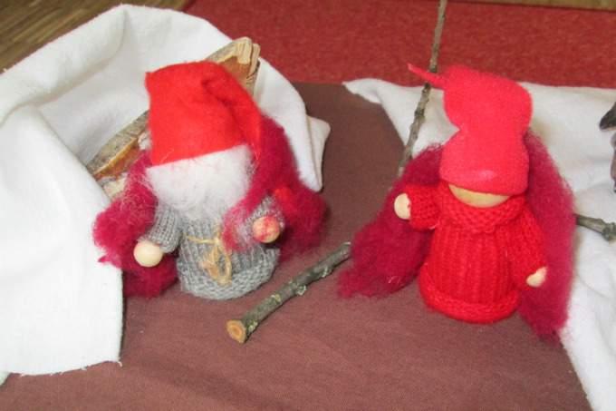 Kinderkrippe Obsersendling St Martin Puppe