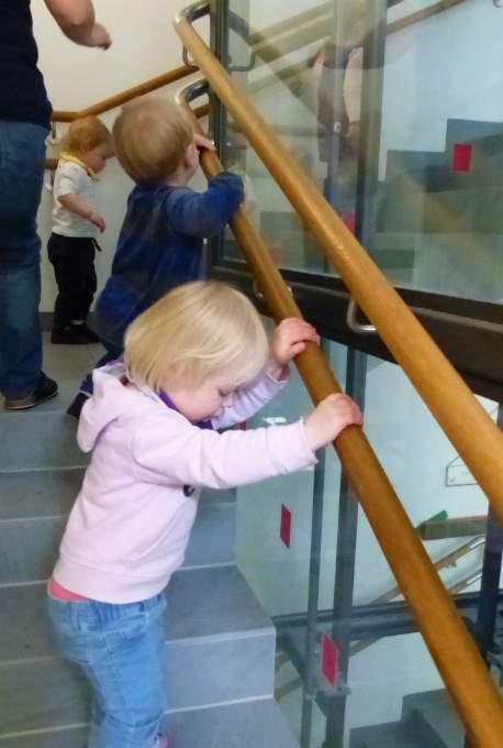 Kinder selbstvertrauen durch Zutrauen