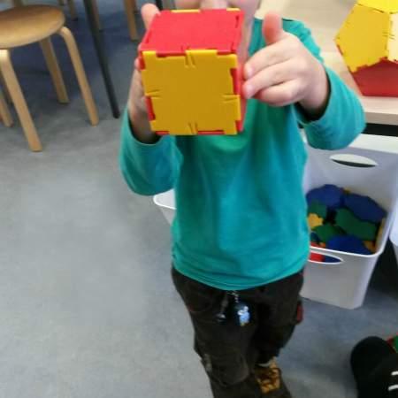 Schuluepfer Garching Geometrische Formen