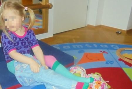 Selbst ankleiden Kinderkrippe Schwabing