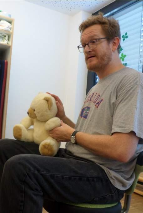 Sendling Westpark English-Native-Teacher Jeff