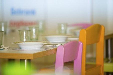 Tisch decken