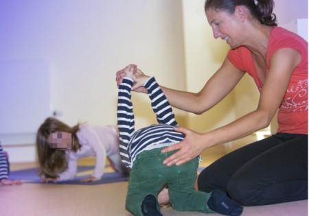 Yoga Kindergarten Kinderkrippe