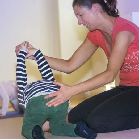 Yoga Krippe Kindergarten