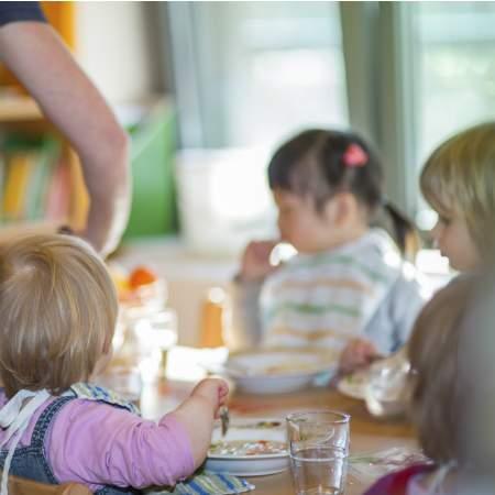 Krippenkinder Pädagogik Essen