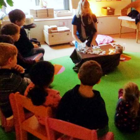 kindergarten Biederstein Schwabing Maerchen