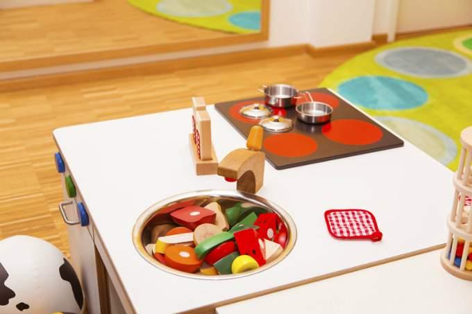 Kinderkrippe Kindergarten münchen sendling westpark Kinderküche