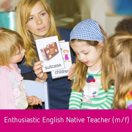 English Native Teacher
