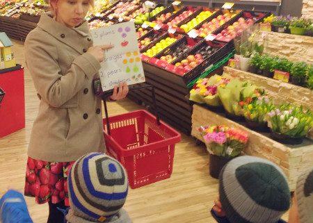 supermarkt Bilingual Education