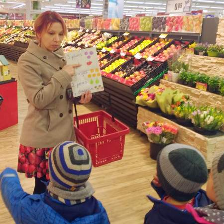 supermarkt Bilingual Education