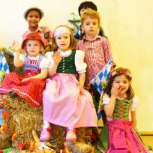 Kindergarten und Kinderkrippe am Biederstein-Schwabing Oktoberfest